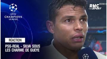 """PSG-Real - Silva sous le charme de Gueye : """"C'est incroyable ! Je n'ai pas les mots"""""""