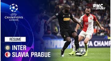 Résumé : Inter - Slavia Prague (1-1) - Ligue des champions J1