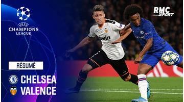 Résumé : Chelsea-Valence (0-1) - Ligue des champions J1