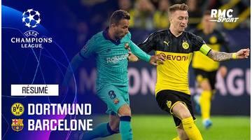Résumé : Dortmund - Barcelone (0-0) - Ligue des champions J1