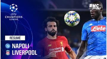 Résumé : Naples - Liverpool (2-0) - Ligue des champions J1