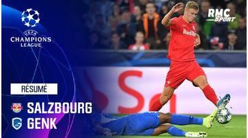 Résumé : Salzbourg - Genk (6-2) - Ligue des champions J1