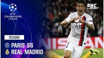 Résumé : Paris SG – Real Madrid (3-0) - Ligue des champions J1