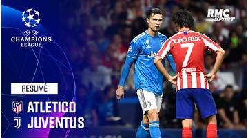 Résumé : Atletico - Juventus (2-2) - Ligue des champions J1