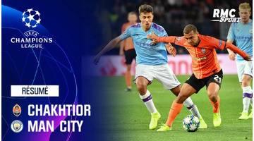 Résumé : Chakhtior - Man City (0-3) - Ligue des champions J1