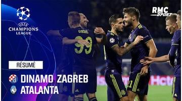 Résumé : Dinamo - Atalanta (4-0) Ligue des champions J1