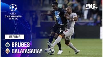 Résumé : Bruges - Galatasaray (0-0) - Ligue des champions J1