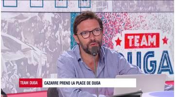 """Team Duga - Pour Cazarre, """"""""La Ligue Europa, c'est comme du curling féminin handisport"""""""