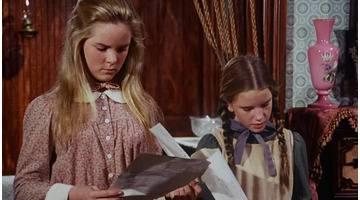 La petite maison dans la prairie : Saison 3 épisode 15