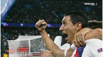 Ligue des champions - Le film de PSG-Real Madrid (Footissime)