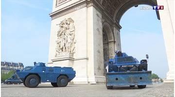 Retour des Gilets jaunes à Paris : 7 500 policiers mobilisés