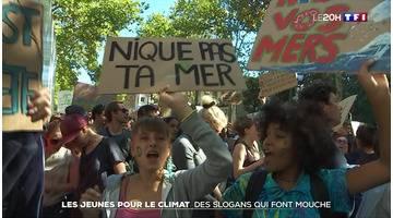 Réchauffement climatique : des milliers de jeunes se mobilisent