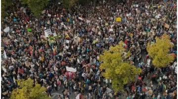 Grève pour le climat : les images du monde entier