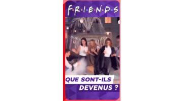 VIDÉO - 25 ans de Friends : Que sont devenus les acteurs de vptre série préférée ?
