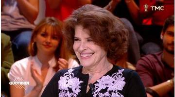 Invitée : la Masterclass de Fanny Ardent