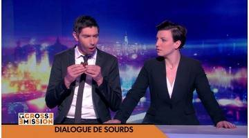 Le JT de Patrick Chanfray et Aude Gogny-Goubert du 18/04