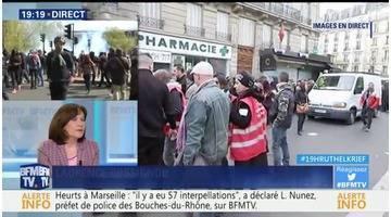 Loi Travail: 124 personnes ont été interpellées à travers la France