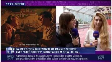 Coup d'envoi de la 69ème édition du Festival de Cannes aujourd'hui