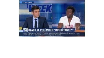 """Concert annulé à Verdun: Black M dénonce une """"polémique incompréhensible et inquiétante"""""""