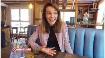 Ornella Fleury dans le Comediscope du 11/06