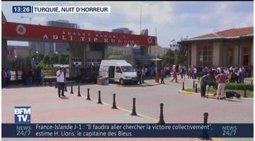 Turquie: le récit de la nuit d'horreur à l'aéroport d'Istanbul