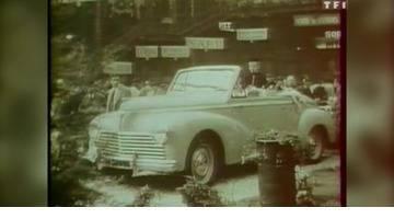 Histoire du Salon Automobile de Paris – Automoto 27 septembre 1986