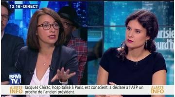 """""""Le projet d'aéroport de Notre-Dame-des-Landes est dévastateur pour l'environnement"""", Cécile Duflot (2/2)"""