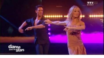 """Une rumba pour Tonya Kinzinger et Maxime Dereymez sur """" Drunk in Love """" (Beyonce)"""