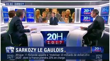 """""""Nos ancêtres les Gaulois"""": Nicolas Sarkozy ouvre une nouvelle polémique"""