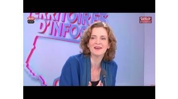 Invitée : Nathalie Kosciusko-Morizet - Territoires d'infos (21/09/2016)