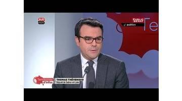 Invité : Thomas Thévenoud - Territoires d'infos (25/01/2016)