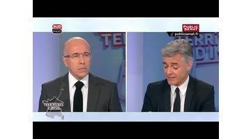 Invité :Eric Ciotti - Territoires d'infos (23/03/2016)
