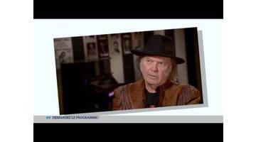 TV5MONDE : Printemps des Comédiens, Neil Young...