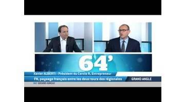 Régionales 2015 : analyse, décryptage avec Xavier Alberti et Pascal Delwit