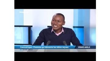 Centrafrique : l'homme qui démonte les idées reçues !