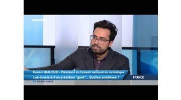 """France : Les dossiers du Président """"geek""""... Quelles ambitions ?"""