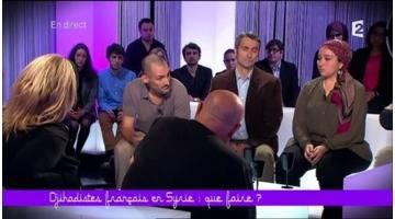 Djihadistes français en Syrie: Que faire? (1/3) - Ce soir (ou jamais!) - 25/04/2014