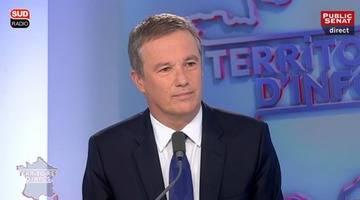 Invité : Nicolas Dupont Aignan - Territoires d'infos (24/06/2016)