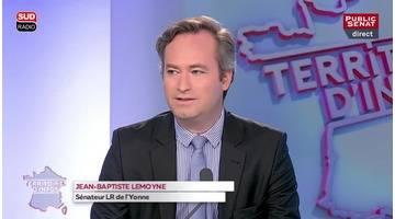 Invité : Jean Baptiste Lemoyne - Territoires d'infos (20/06/2016)