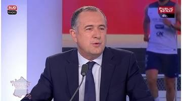 Invité : Didier Guillaume - Territoires d'infos (01/06/2016)