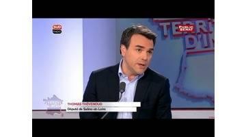 Invité : Thomas Thévenoud - Territoires d'infos - Le Best of (19/04/2016)