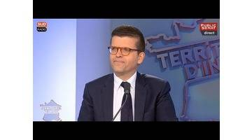Invité : Luc Carvounas - Territoires d'infos (01/04/2016)