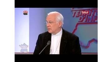 Invité : Monseigneur Stanislas Lalanne - Territoires d'infos (28/03/2016)