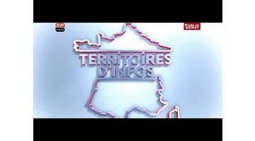 Les temps forts de la semaine - Territoires d'infos (19/03/2016)