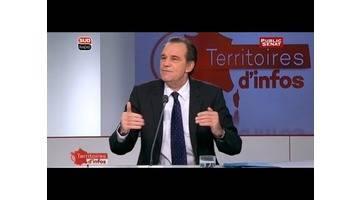 Invité : Renaud Muselier - Territoires d'infos - Le Best of (09/02/2016)