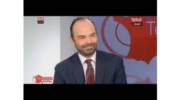 Invité : Edouard Philippe - Territoires d'infos (02/02/2016)