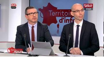 Invité Bruno Le Roux - Territoires d'infos