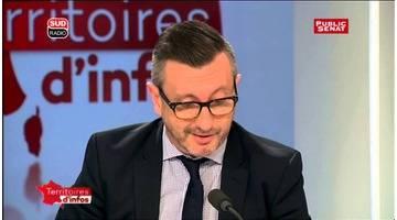Invités : Olivier Faure, Geoffroy Didier et Bernard Monot - Territoires d'infos - le Best of