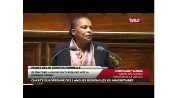 Projet de loi de ratification de la Charte européenne des langues régionales ou minoritaires