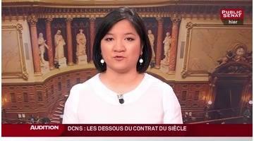 Audition de Christophe Lecourtier, ambassadeur de France en Au... - Les matins du Sénat (28/04/2016)